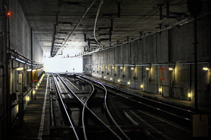 Gleistunnel